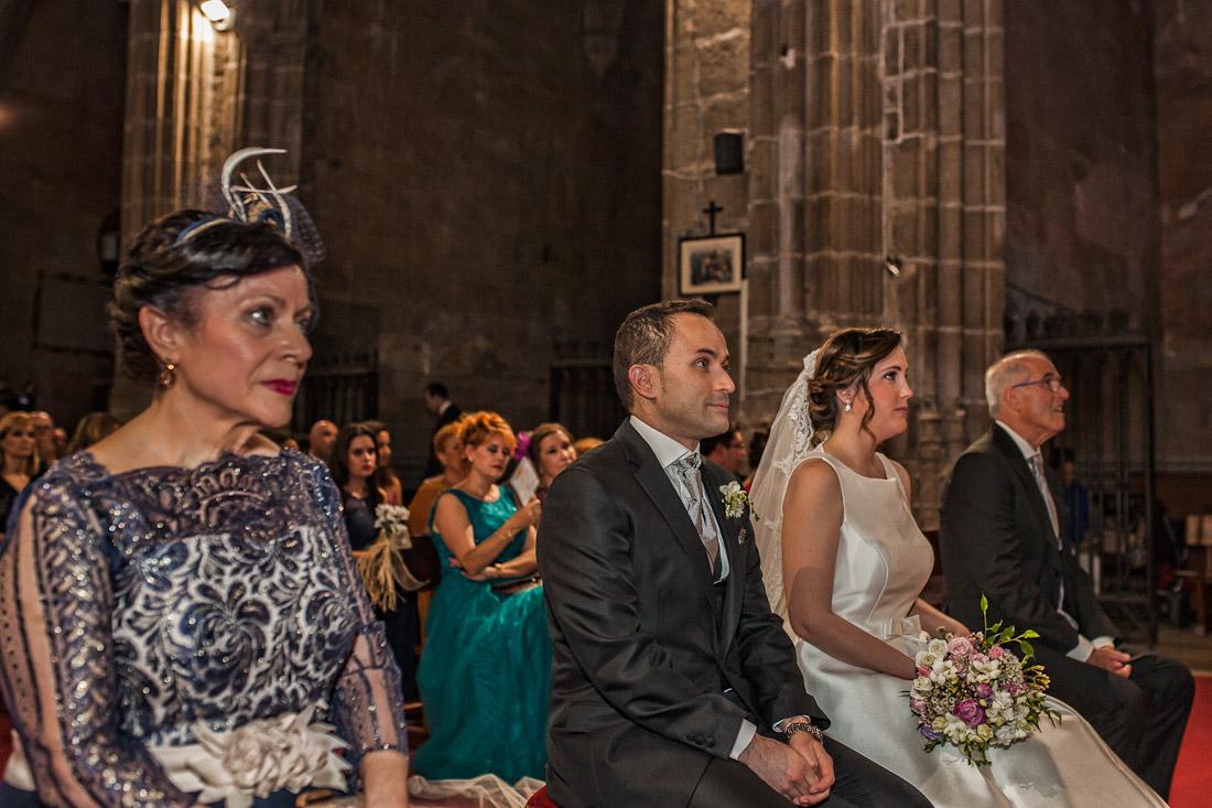 Boda en Sercotel Cuatro Postes Ávila Carlos y Ángela 015