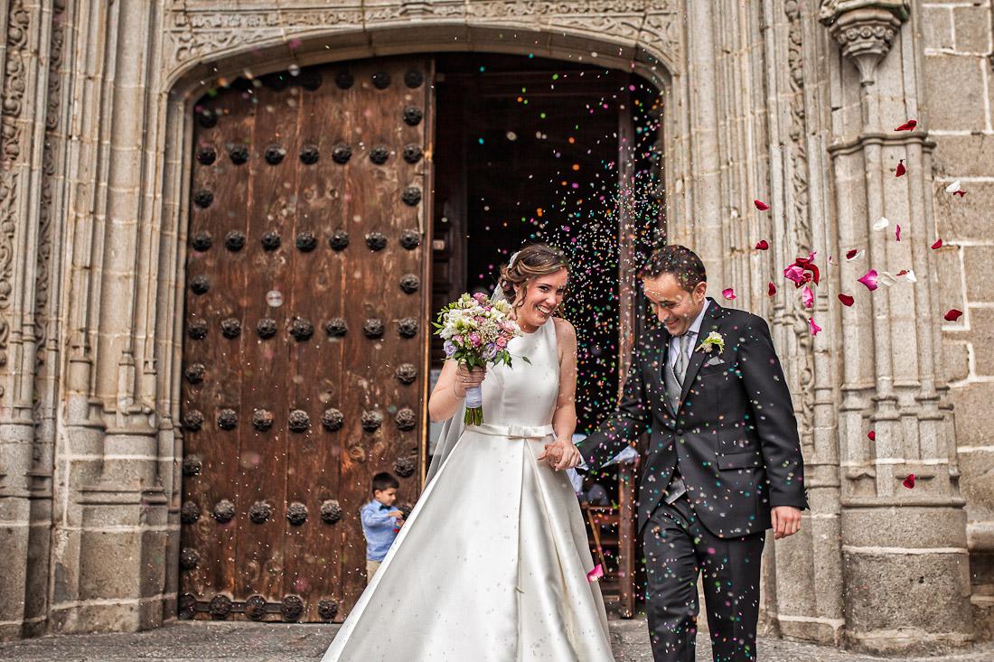 Boda en Sercotel Cuatro Postes Ávila Carlos y Ángela 017