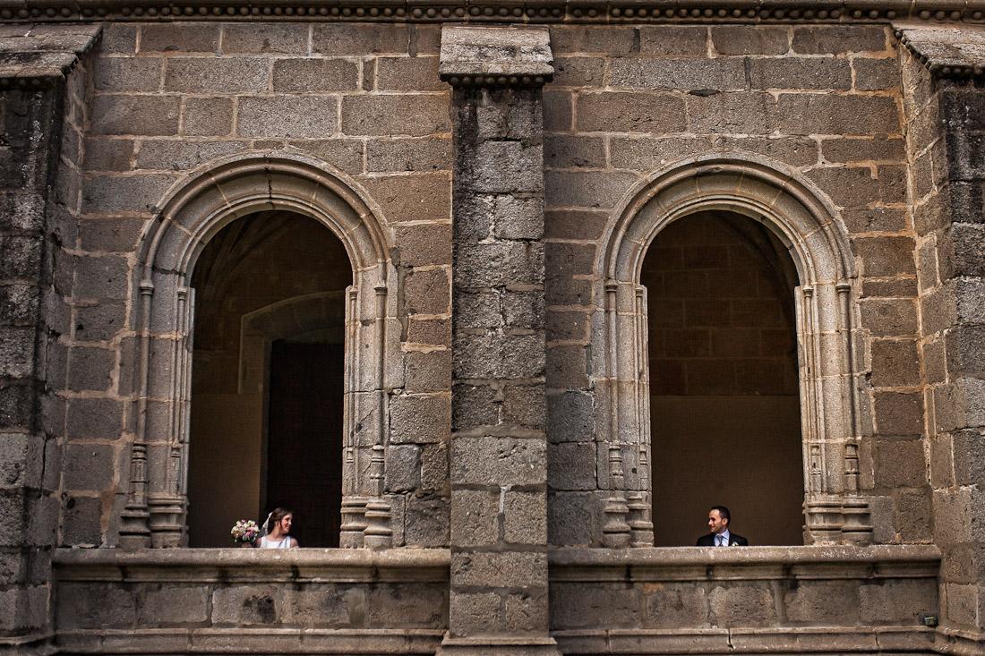 Boda en Sercotel Cuatro Postes Ávila Carlos y Ángela 018