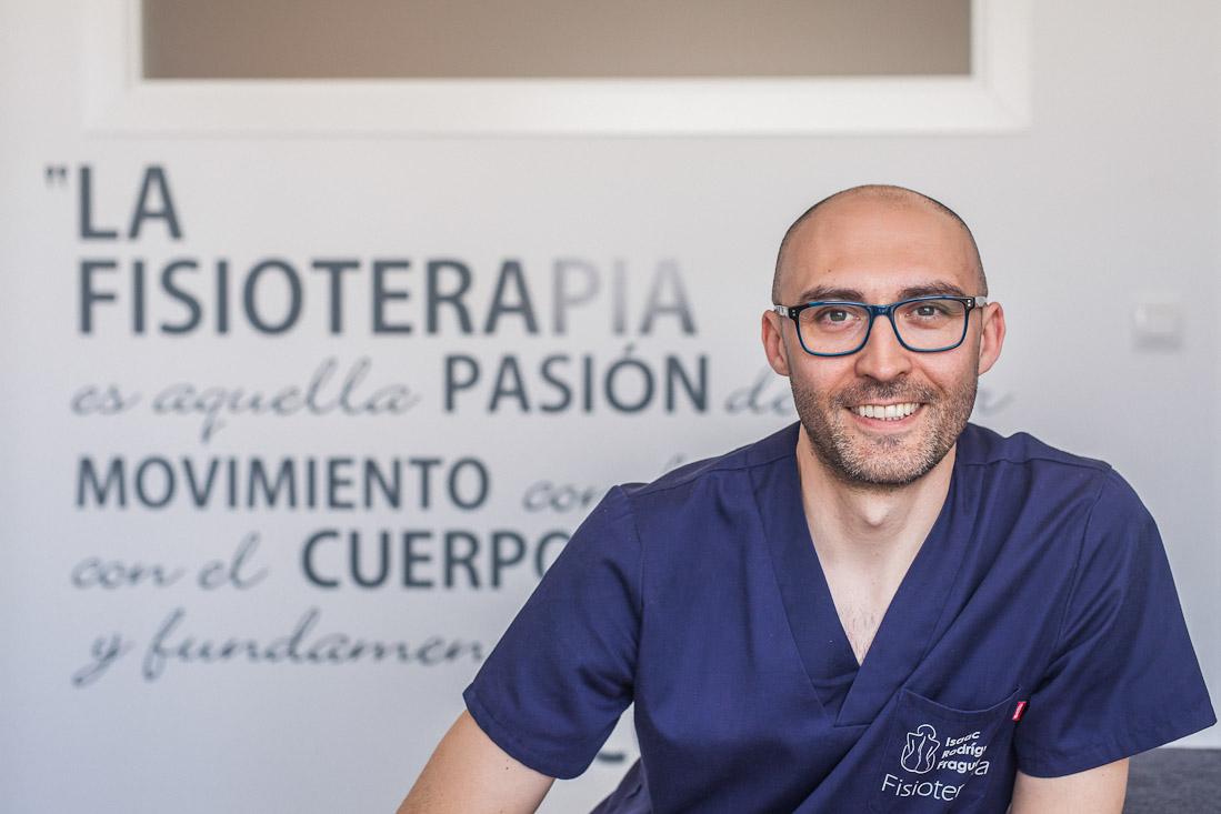 Isaac Fragua Fisioterapia Ávila