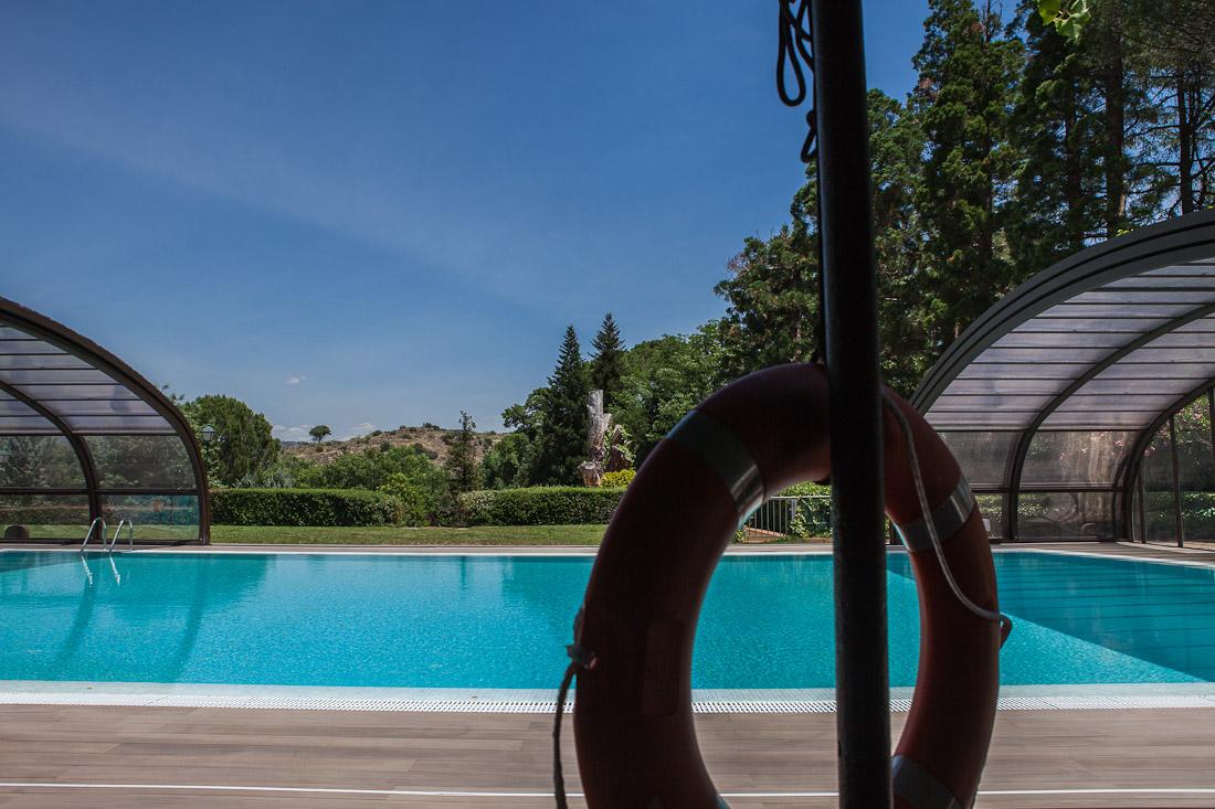 Vegametal Cubiertas para piscinas Alicante