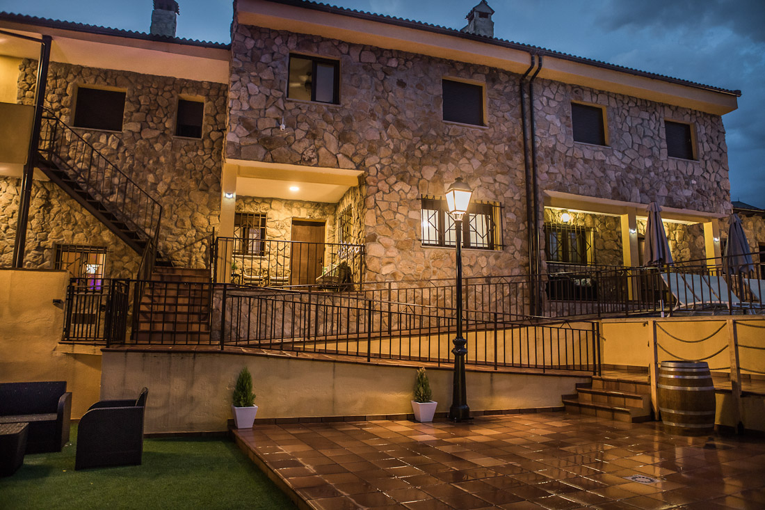 El encanto del Alberche Villanueva de Ávila